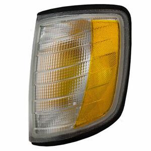 FITS FOR 1994 1995  BENZ E350 E400 E500 CORNER PARK SIGNAL LIGHT LEFT DRIVER
