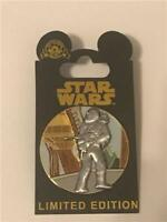 2016 STAR WARS PIN OF THE MONTH: KASHYYYK CHEWBACCA LE 6000 DISNEY PIN 118269