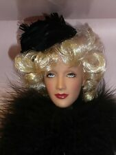 "16"" Marlene Dietrich Doll Shanghai Express MIB w/COA by Madame Alexander"