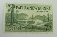 1958 Papua & New Guinea SC #142 KLINKI PLYMILL MH stamp