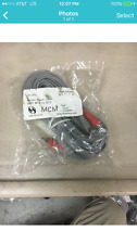 MCM 50ft RCA Stereo Patch Cable