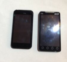 lot of 2 HTC SMART PHONE VERY CLEAN (PC36100 /ADR6350) AS IS