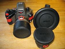 Nikon Nikonos RS Underwater System - 28mm, 50mm & 20-35mm Set