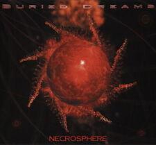 BURIED DREAMS - Necrosphere CD + 2 bonus tracks ( IN FLAMES , DARK TRANQUILLITY