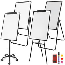 Magnetic Whiteboard Dry Erase Tripod U Stand Mobile Doublesingle Side For Kids