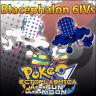 Blacephalon 6IV ☀️ Shiny or not 🌙 Battle Ready Pokemon Ultra USUM