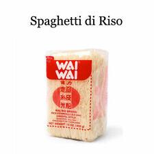 Spaghetti di Riso WAI WAI 1 kg Noodles Vermicelli Thailandese