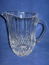 Cris D'arques Durand Chantilly Taille Beaugency 32 oz Pitcher Free Shipping HTF