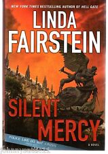 1st/1st Edition Silent Mercy by Linda Fairstein (2011, Hardcover) 9780525952022