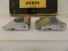 NOS Like GM 1962 Corvette Seat Belts Buckle's Used Aprox S/N #2,000 to #12,000