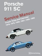 BENTLEY WORKSHOP SERVICE REPAIR MANUAL PORSCHE 911 SC