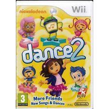 Nickelodeon Dance 2 Game Wii Nintendo Wii Brand New