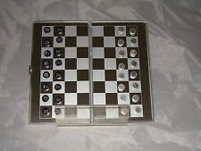 Magnetic Travel Game Chess & Draughts Superb Quality