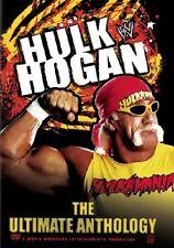 The WWE - Hulk Hogan - Ultimate Anthology (DVD, 2006, 3-Disc Set)