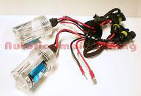 COPPIA LAMPADE LAMPADINE H11 4300K DI RICAMBIO PER KIT XENON LUCE BIANCA BULBI