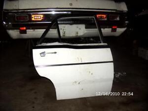 Dodge Dart 1972,Seitenscheibe hinten rechts,Beifahrer
