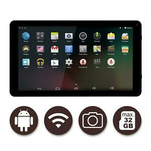 """DENVER® 10.1"""" Zoll Tablet TIQ-10394 Android 8.1 GO Quad-Core WLAN WiFi Frontcam"""