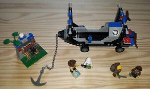 LEGO VINTAGE Adventurers Jungle EXPEDITION BALLOON 5956
