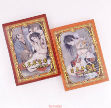 Japan Sex Poker Playing Cards Art Collectible Game New Large Size Poker 2 Decks