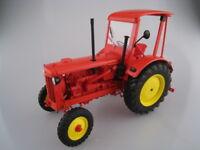 Hanomag R35 Traktor (1953) in rot  Minichamps Maßstab 1:18 OVP NEU