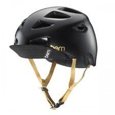 New Bern Melrose Women Helmet Bicycle Commute Urban Satin Black XS/S: 52-55.5cm