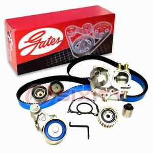 Gates RPM Timing Belt Kit with Water Pump for 2005 Saab 9-2X 2.0L H4 Engine nc
