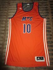 Mvc Missouri Valley College Basketball Team Practice Game Worn nike Jersey M