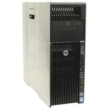 HP Workstation Z620 QC Xeon E5-1620 3,6GHz 32GB 1TB