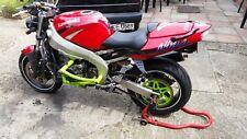 Kawasaki zx6r , Ninja, Stunt, Nacked bike