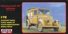 ATTACCO 1/72 PHANOMEN GRANIT 25H Ambulanza
