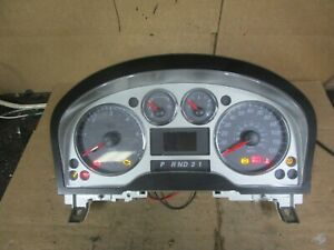 06 07 Mercury Monterey Speedometer Instrument Cluster Unknown Miles 7F2T10849FA