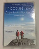 Encounters At the End of the World (DVD, 2008, 2-Disc Set)