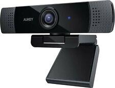 AUKEY Webcam 1080p / 30fps Full HD Microfono Stereo