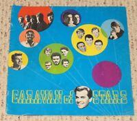 1966 Yardbirds Jimmy Page Jeff Beck concert program Dick Clark Caravan of Stars