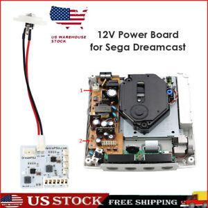 DreamPSU Rev2.0 12V Power Supply Mod for SEGA DreamCast Replacement Parts