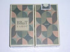 1 Deck Brut Tarot playing cards by uusi S102490-木箱