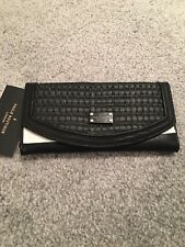 Pauls Boutique Womens Wallet Navy Woven Top Wallet