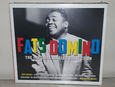 3 CD FATS DOMINO - THE IMPERIAL SINGLES COLLECTION