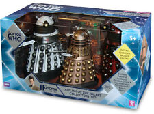 "DOCTOR WHO - Asylum of the Daleks 5"" Collectors Set (3) by Character #NEW"