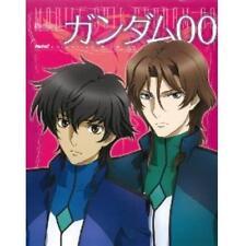 PASH Gundam 00P Animation file #4 illustration art book
