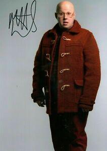 MATT LUCAS NARDOLE DOCTOR WHO SIGNED AUTOGRAPH 6 x 4 PRE PRINTED PHOTO