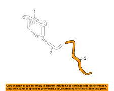 TOYOTA OEM 03-09 4Runner 4.7L-V8 Transmission Oil Cooler-Inlet hose 3294160260