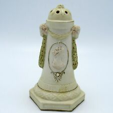 Antique Schafer and Vater Tall Cameo Design Hat Pin Hatpin Holder, Nr