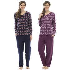Fleece Multi-Coloured Nightwear for Women