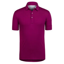 Rapha Purple Merino Polo - Short Sleeve. Size XS. BNWT.