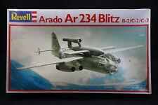 XP083 REVELL 1/72 maquette avion 4162 Arado Ar234 Blitz B-2/C-2/C-3