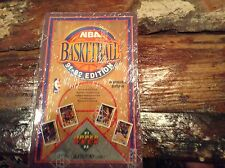 1991 - 1992 Upper Deck Basketball Inaugural Edition Wax Box 36 Packs Sealed