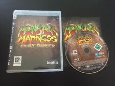 PS3 : monster madness