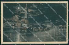 Verona città Chiesa Sant'Anastasia Chiaro di Luna cartolina VK4398