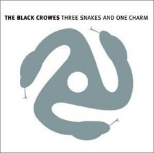 The Black Crowes - Three Snakes & One Charm [New CD]